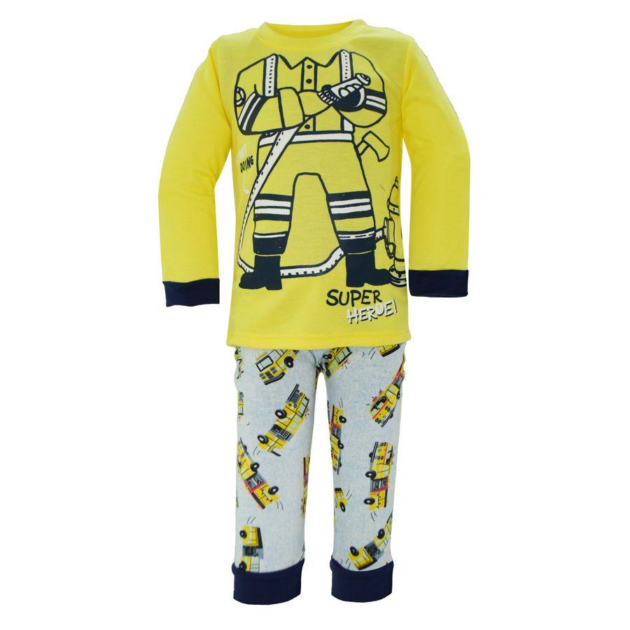 Pijama-Buzo-Bombero-Talla-12-18