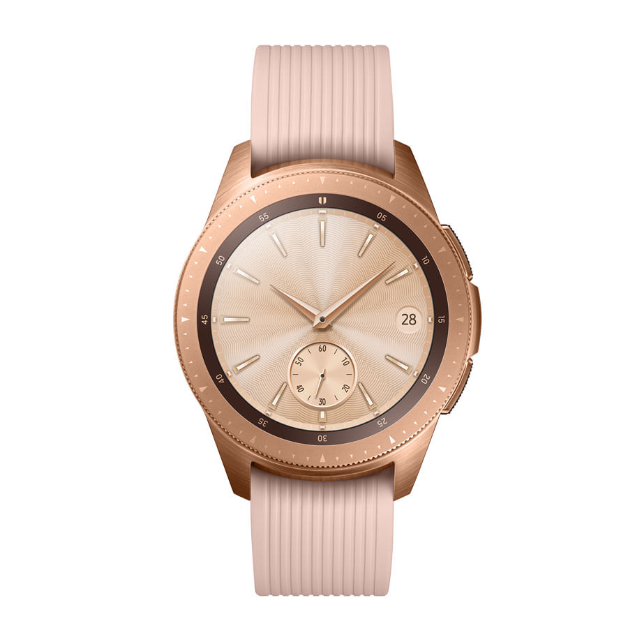 Reloj-Inteligente-GALAXY-WATCH--42-Mm---Rose-Gold