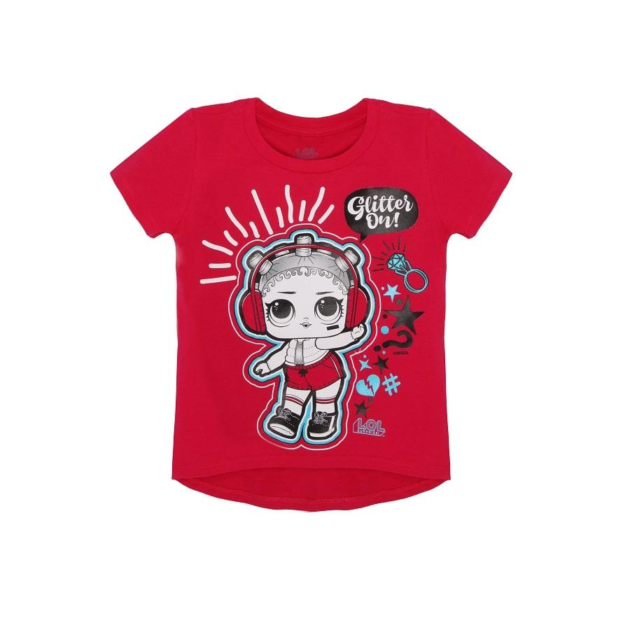 Camiseta-LOL-Talla-8---Estampado-Rojo