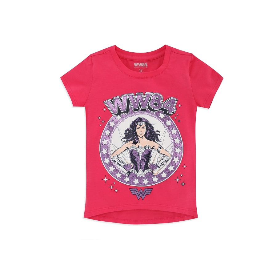 Camiseta-WONDER-WOMAN-Talla-8---Estampado-Fucs