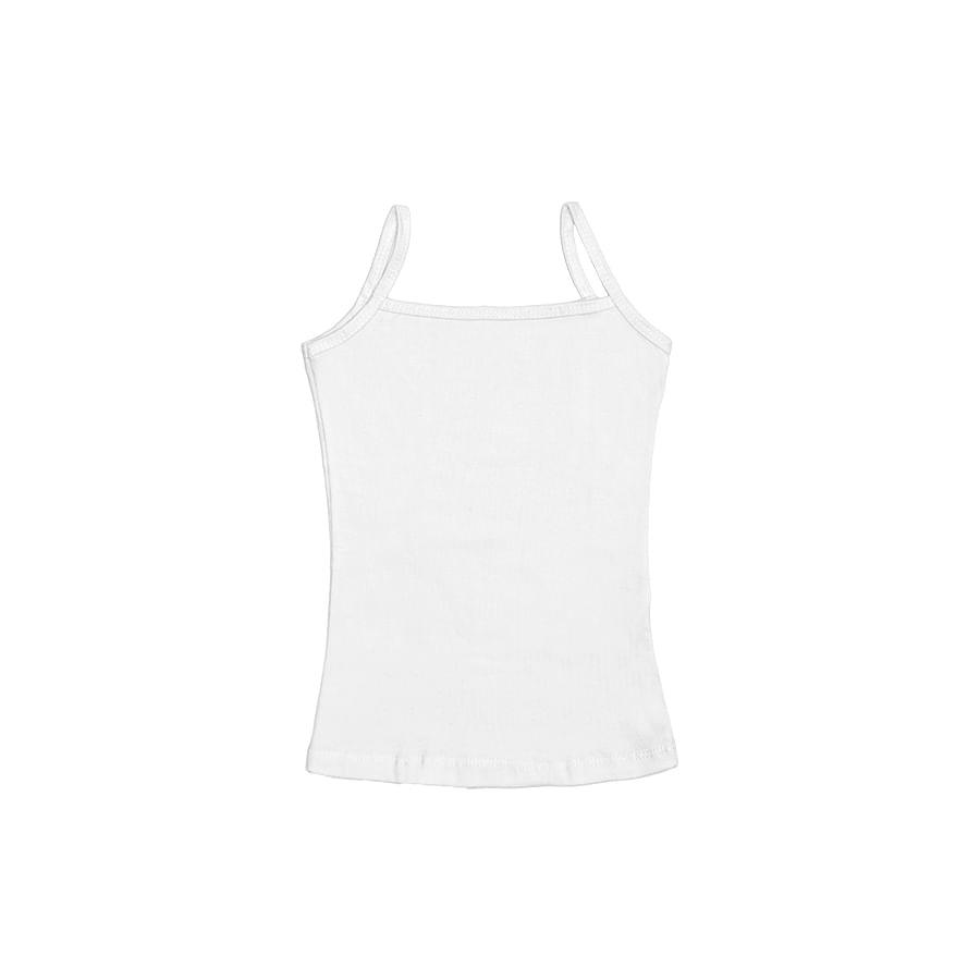 Camiseta-de-Tiras-DAKOTA-Talla-10---Liso
