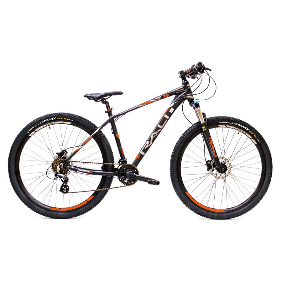 Bicicleta-RALI-RIO-Hidraulica-275----Hombre-Negro-Naranja