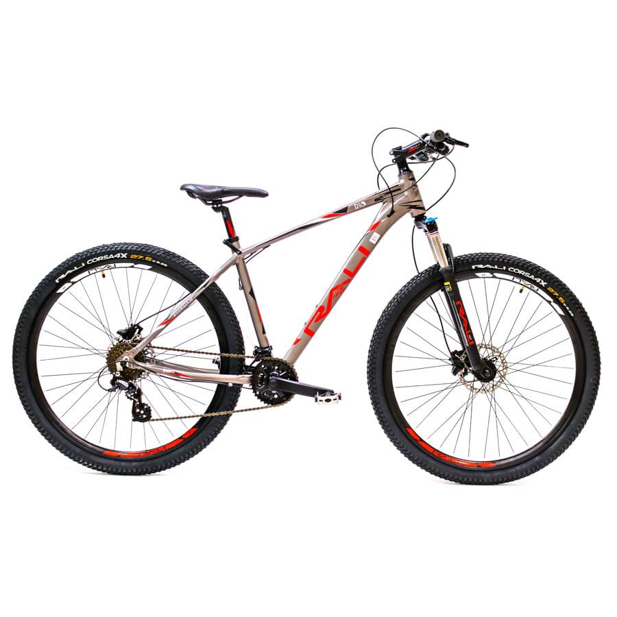 Bicicleta-RALI-RIO-Hidraulica-275----Hombre-Gris-Rojo