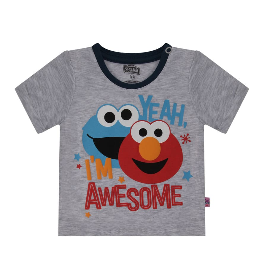 Camiseta-Awesome-Talla-4T