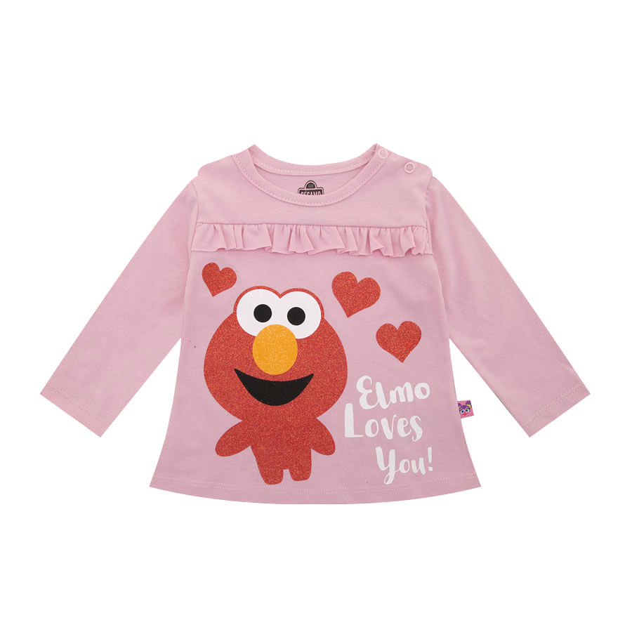 Camiseta-ELMO--Talla-12-18M