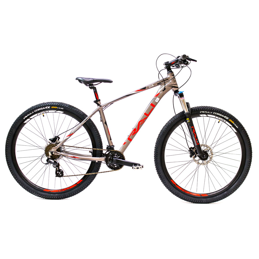 Bicicleta-RALI-RIO-Hidraulica-29----Gris-Rojo