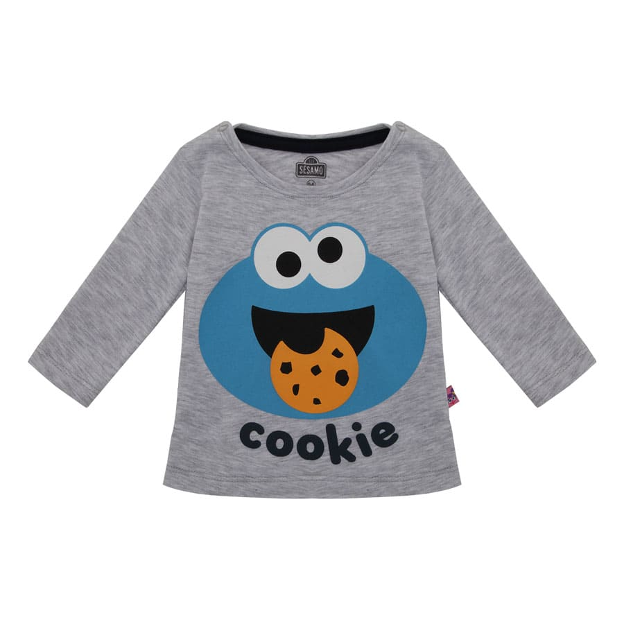 Camiseta-Cookie-Talla-4T