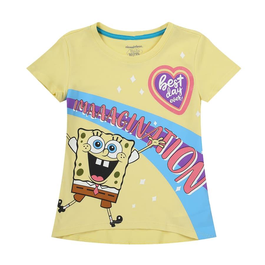 Camiseta-BOB-ESPONJA-Imagination-Talla-6