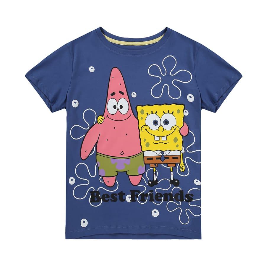 Camiseta-BOB-ESPONJA-Bff-Talla-12