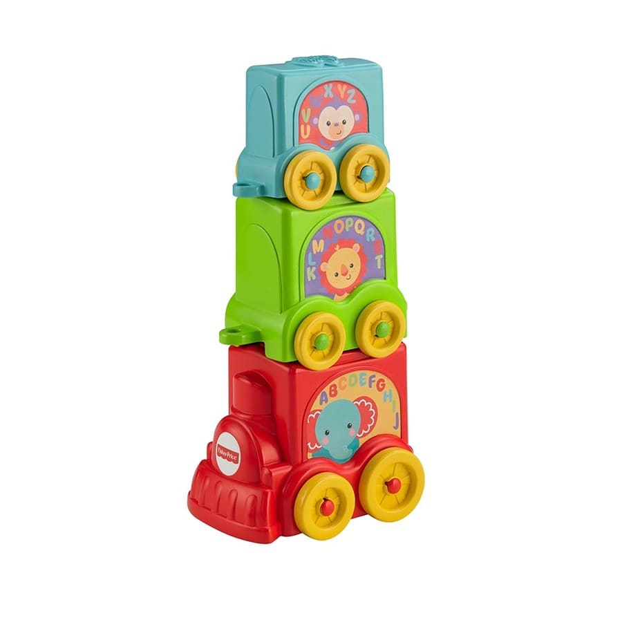 Fisher-Price-Trenecito-De-Animales