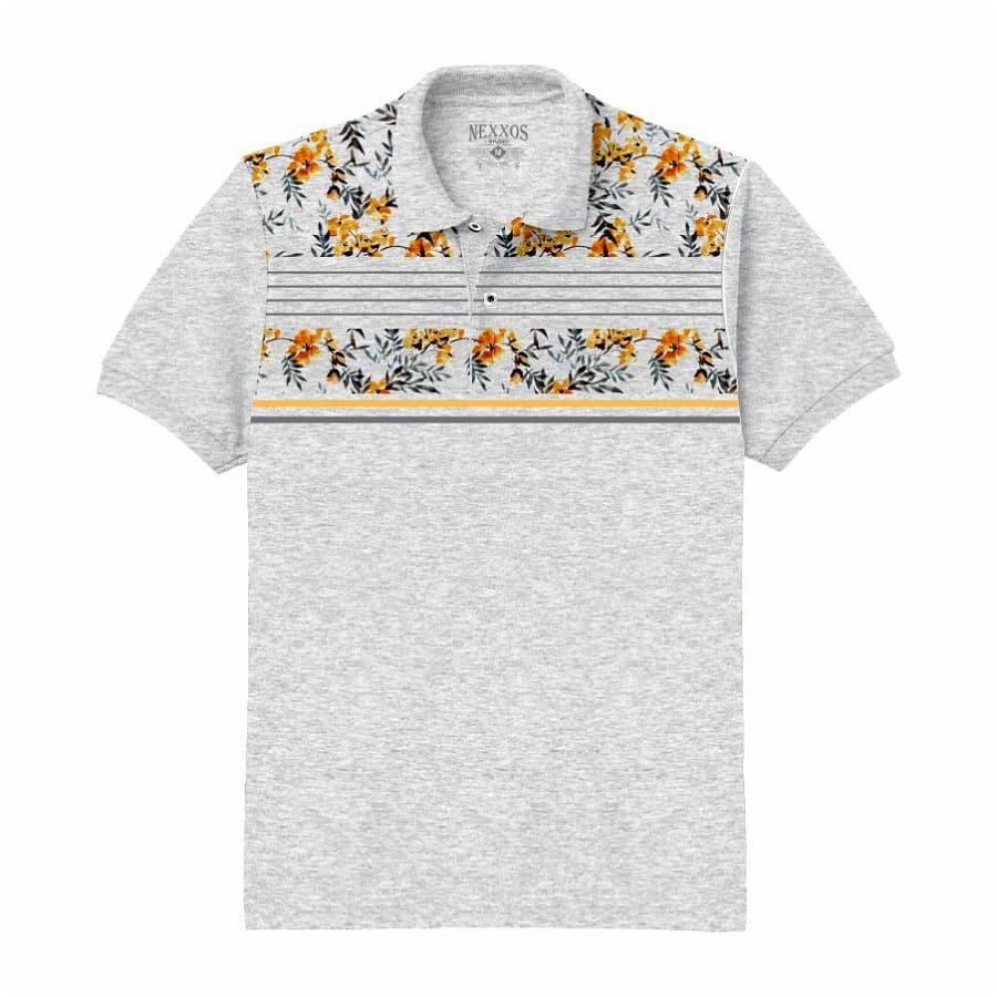 Camiseta--NEXXOS-Tropical-Talla-L