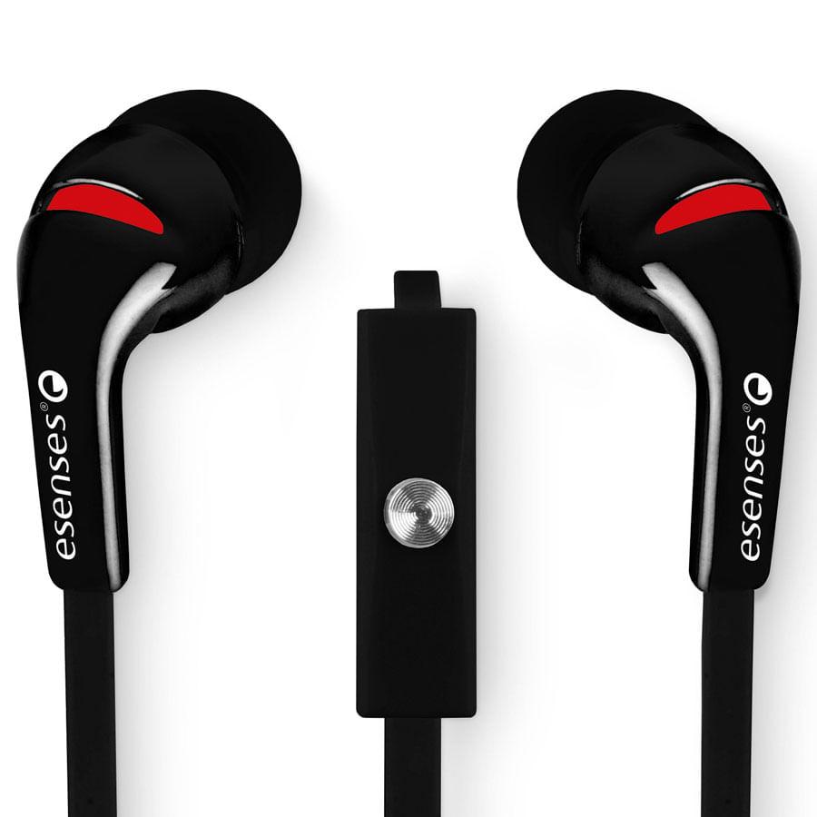 Audifonos-ESENSES-C-Microfono---Negro