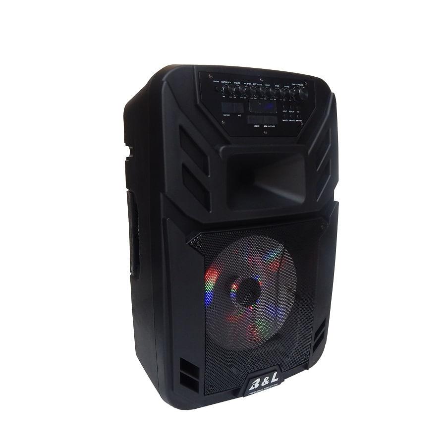Cabina-recargable-B-L-12---90w-RMS-Con-Luces-Led---Microfono-Inalambrico