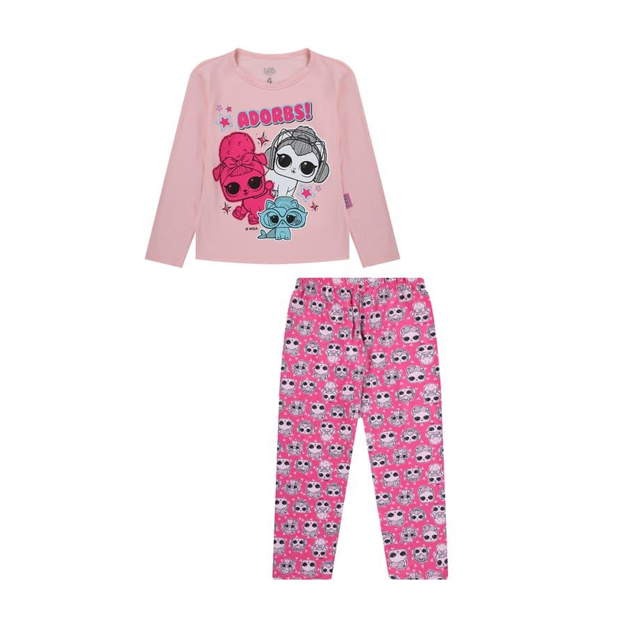 Pijama-Pantalon-LOL-Talla-6