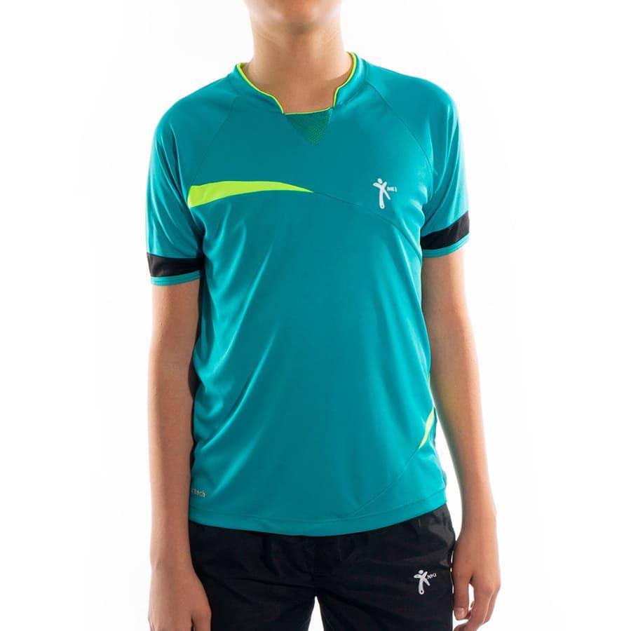 Camiseta-Deportiva-NKI-Verde-Jade-Talla-14
