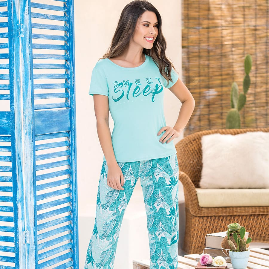 Pijama-pantalon-PROVOCAME--Sweet-Sleep--Talla-XL
