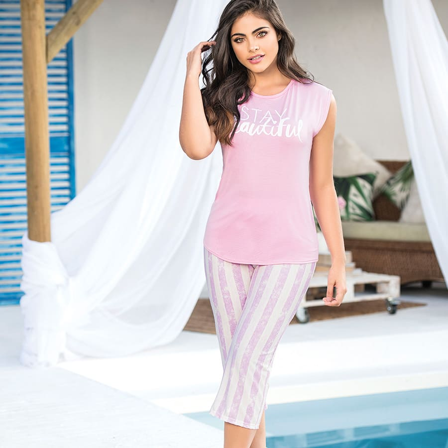 Pijama-Capri--PROVOCAME--Stay-Beautiful--Talla-L