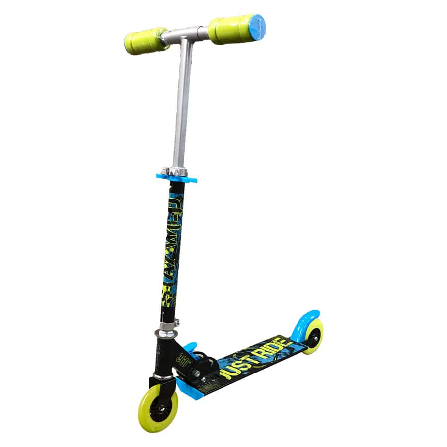 Scooter-RUSH-360-Plegable