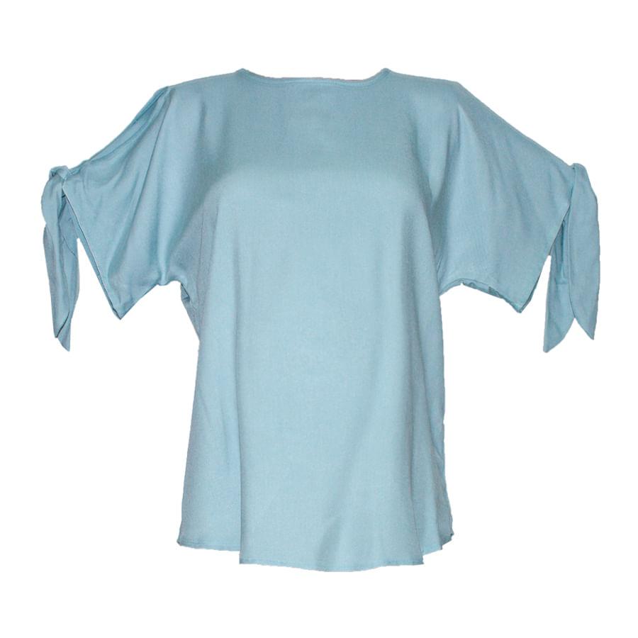 Blusa-materna--MAJANDRA--Anudada--Azul-cielo--Talla-M
