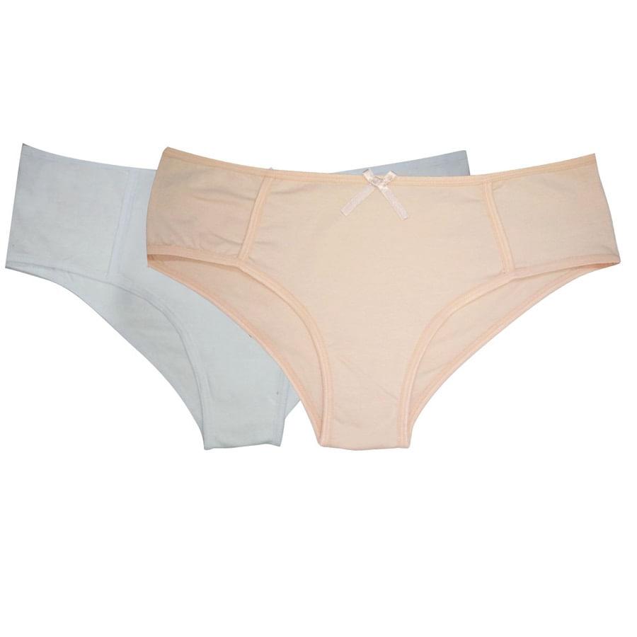 Panty-Cachetero-Duo-LELY-Blanco-Cocoa-Talla-L