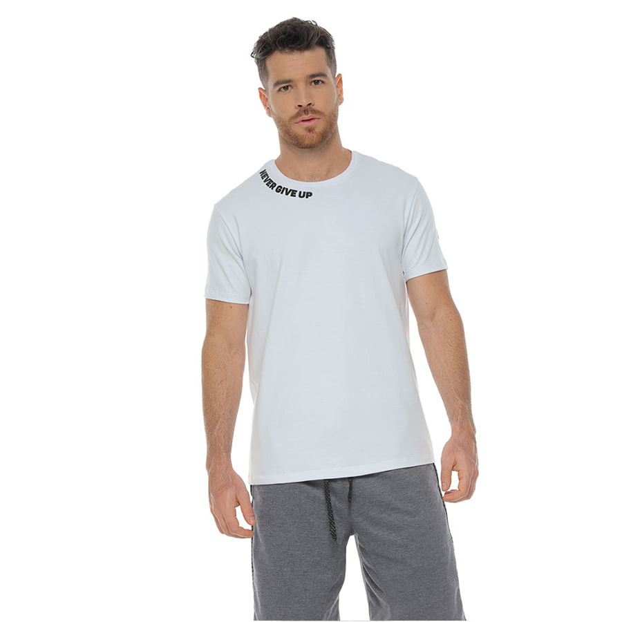 Camiseta-Deportiva-RACKETBALL-Never-Give-up-Talla-M