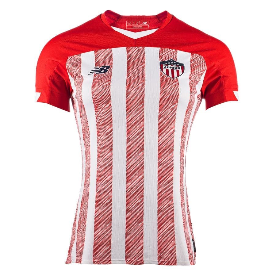 Camiseta-JUNIOR-Dama-Oficial-2020-Home-Roja-Talla-S