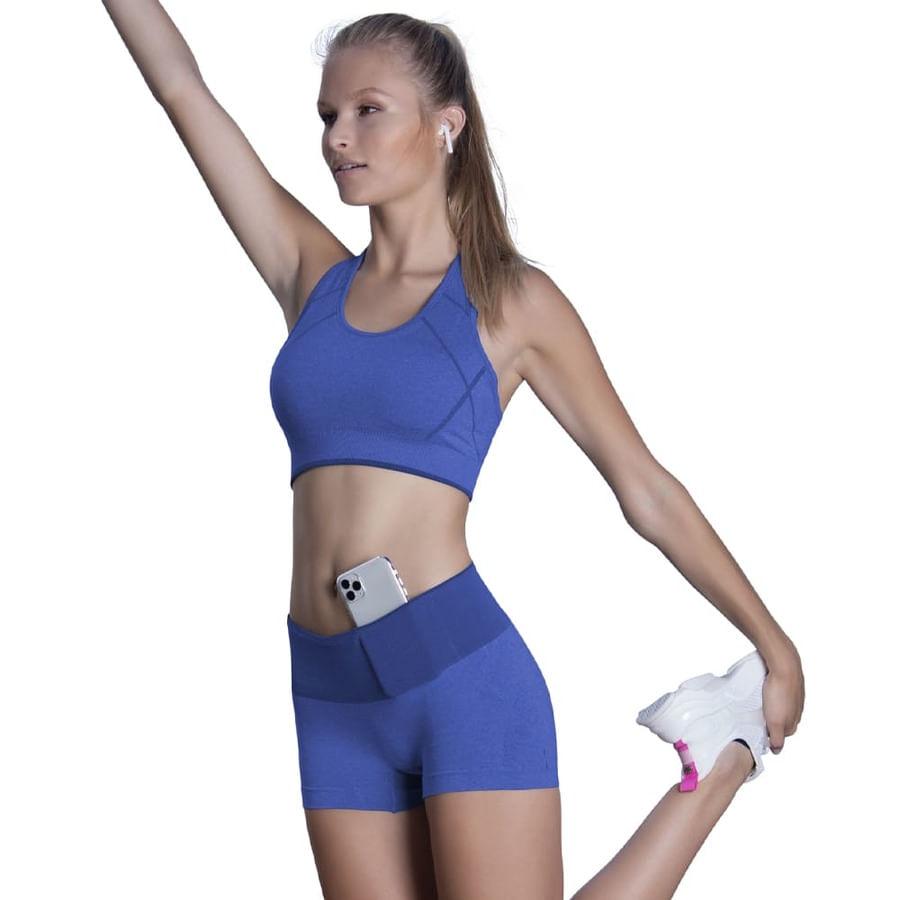 Shorts-TALL-Life-Jaspe-Azul-Talla-M
