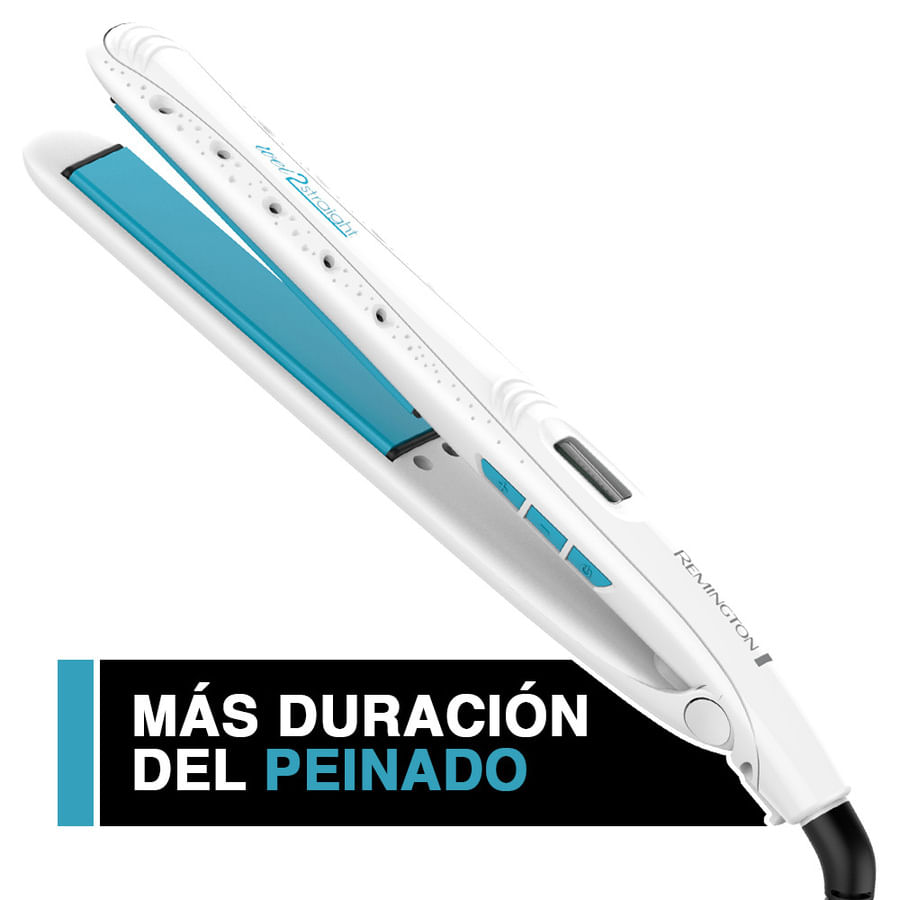 Plancha-Alisadora-REMINGTON-Wet2sraight-Sales-De-Mar---Color-Blanco---S7300
