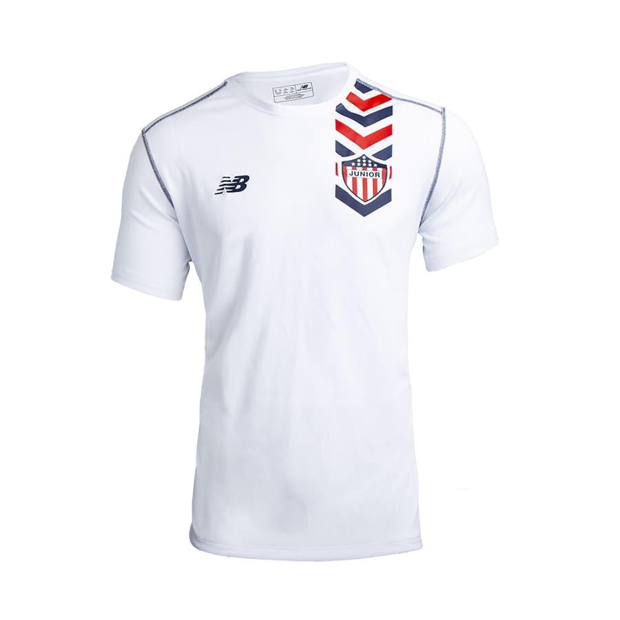 Camiseta-de-Entrenamiento-Blanco-Talla-XL