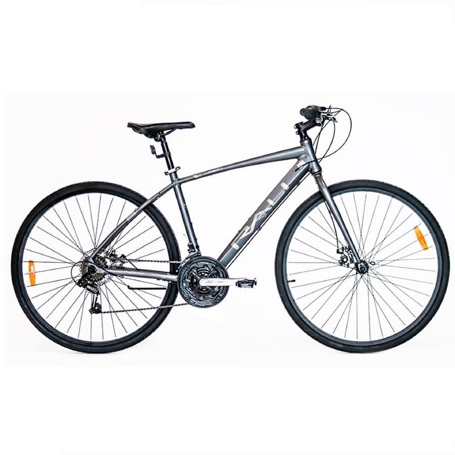 Bicicleta-RALI-Urban-700-Hombre---Gris---Freno-De-Disco-Mecanico