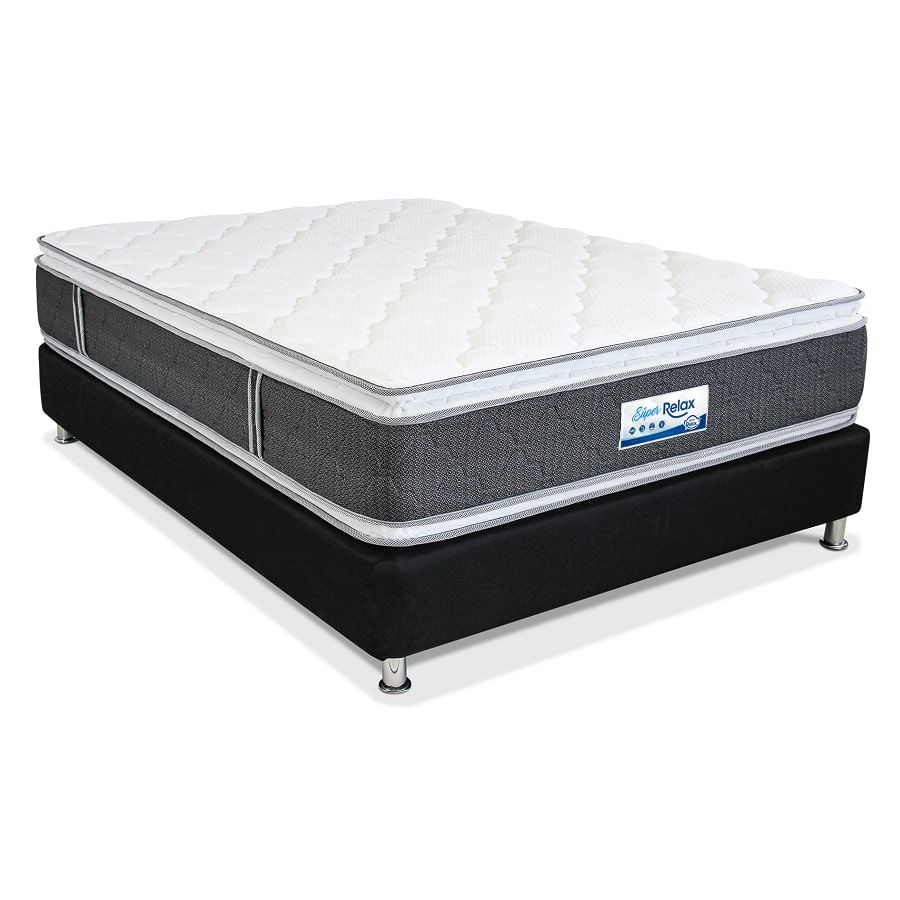 Colchon-RELAX-Resortado-SUPER-RELAX--140-x-190-x-32---Doble