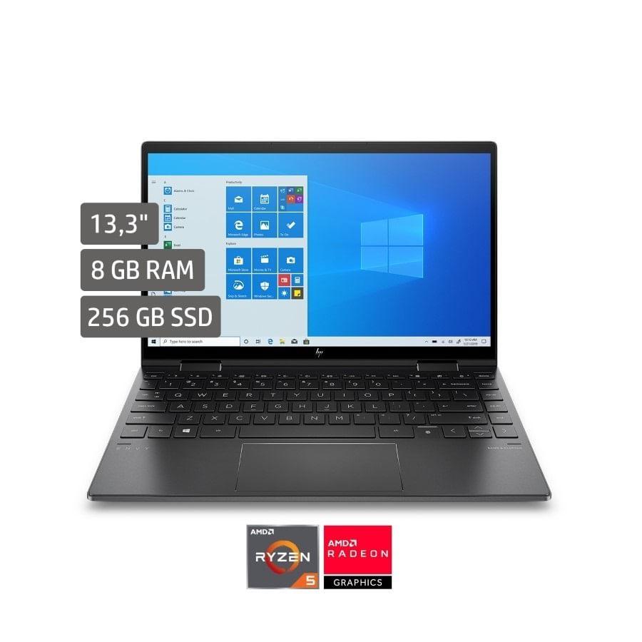 Portatil-HP-13-AY0102---Convertible---Ryzen-5---8GB---256GB