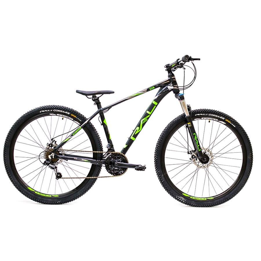 Bicicleta-RALI-Rio---29----Hombre---Negro-Verde