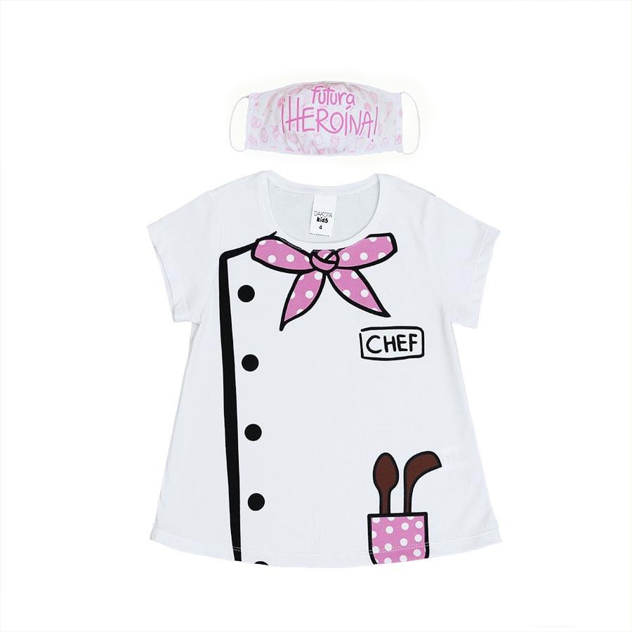 Set-Camiseta---Tapaboca-DAKOTA-Chef