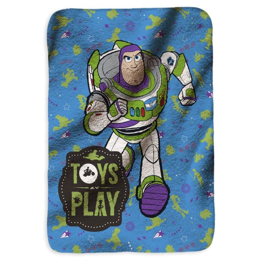 Cobija-DISTRIHOGAR-Toy-Story-Buzz-Fleece---120X160Cm----Azul