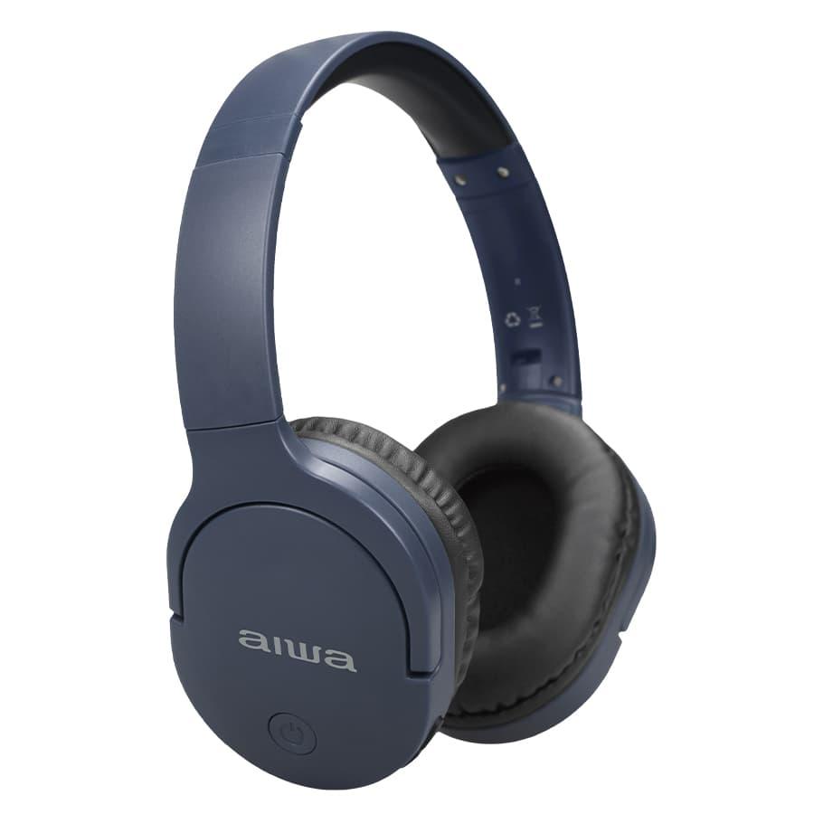 Auriculares-AIWA-On-Ear-Con-Microfono---AWK11U---Azul