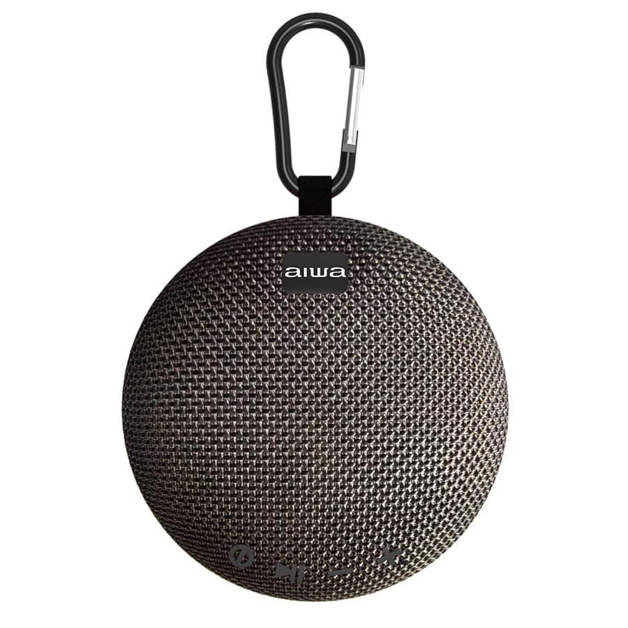 Parlante-AIWA-Portatil---5W-RMS---Bluetooth---TWS---AWAX2BTR---Negro