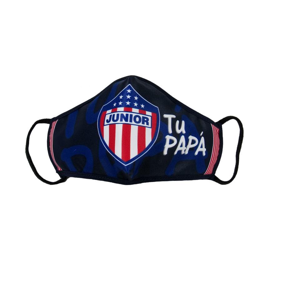 Tapabocas-JUNIOR-Tu-Papa