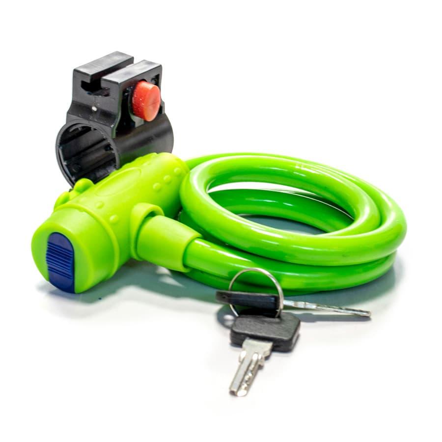 Candado-Cable-Espiral-GF-Con-Llave-De-Seguridad---11x1050mm---Colores-Surtidos