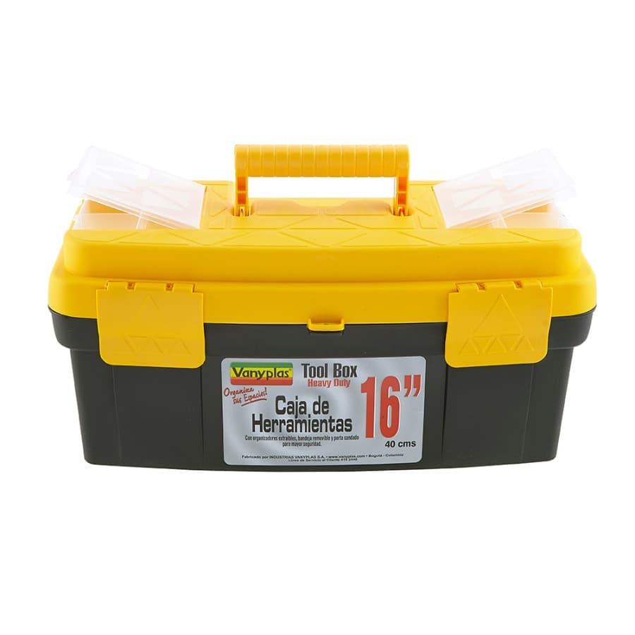 Caja-De-Herramientas-VANYPLAS---16----Cierre-Plastico---Negro-Amarillo