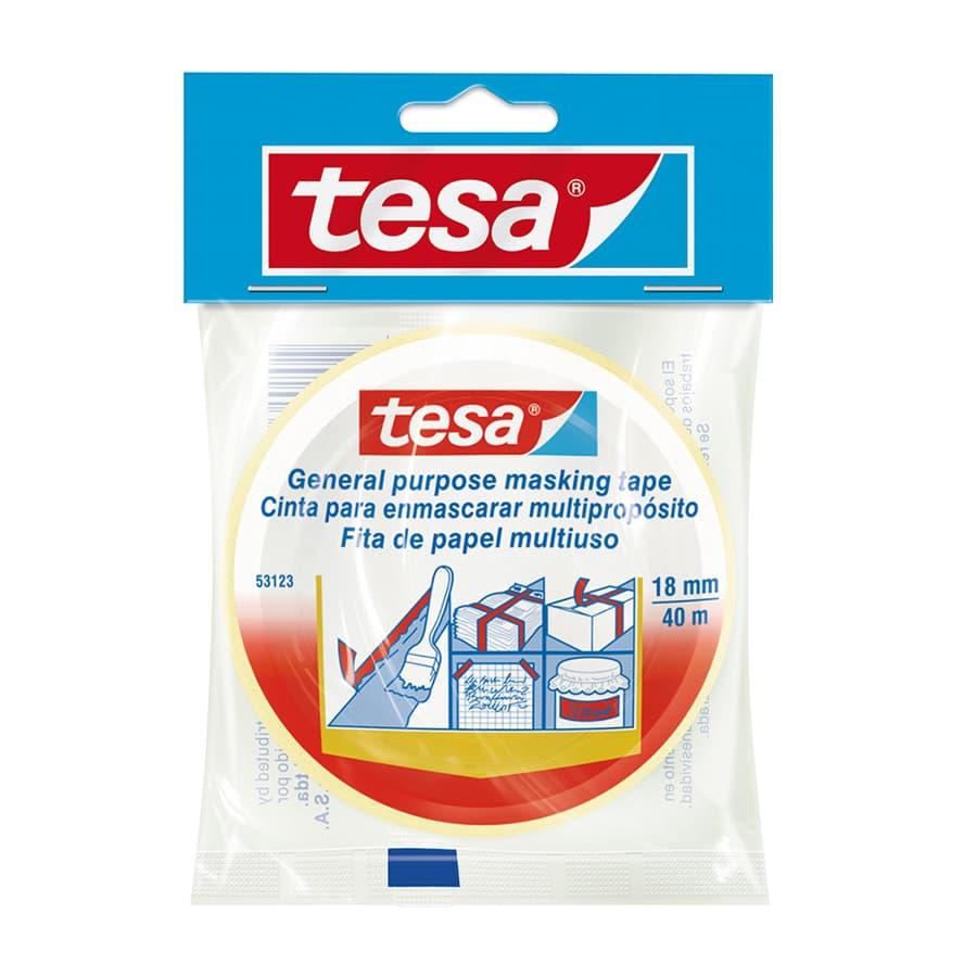 Cinta-De-Enmascarar-TESA-Multiproposito-40M-x18mm
