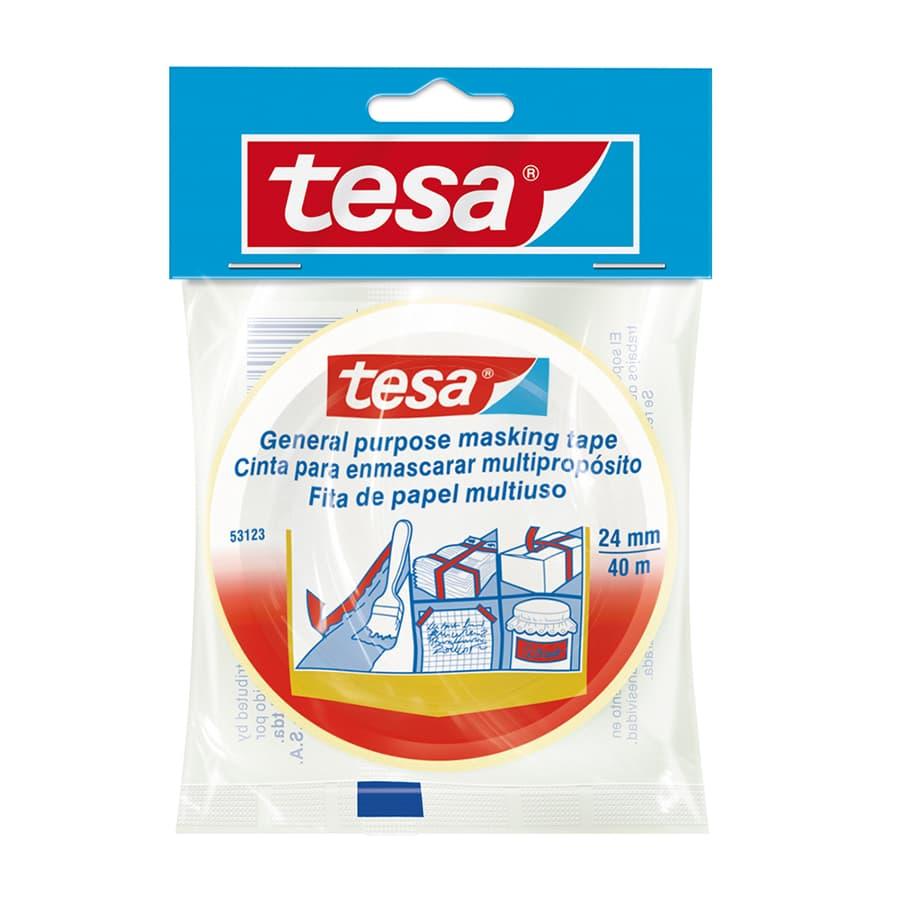 Cinta-De-Enmascarar-TESA-Multiproposito-40M-x24mm