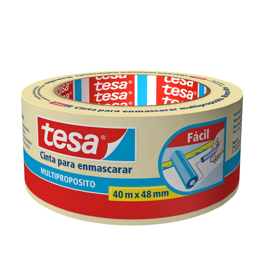 Cinta-De-Enmascarar-TESA-Donut-40M-x48mm