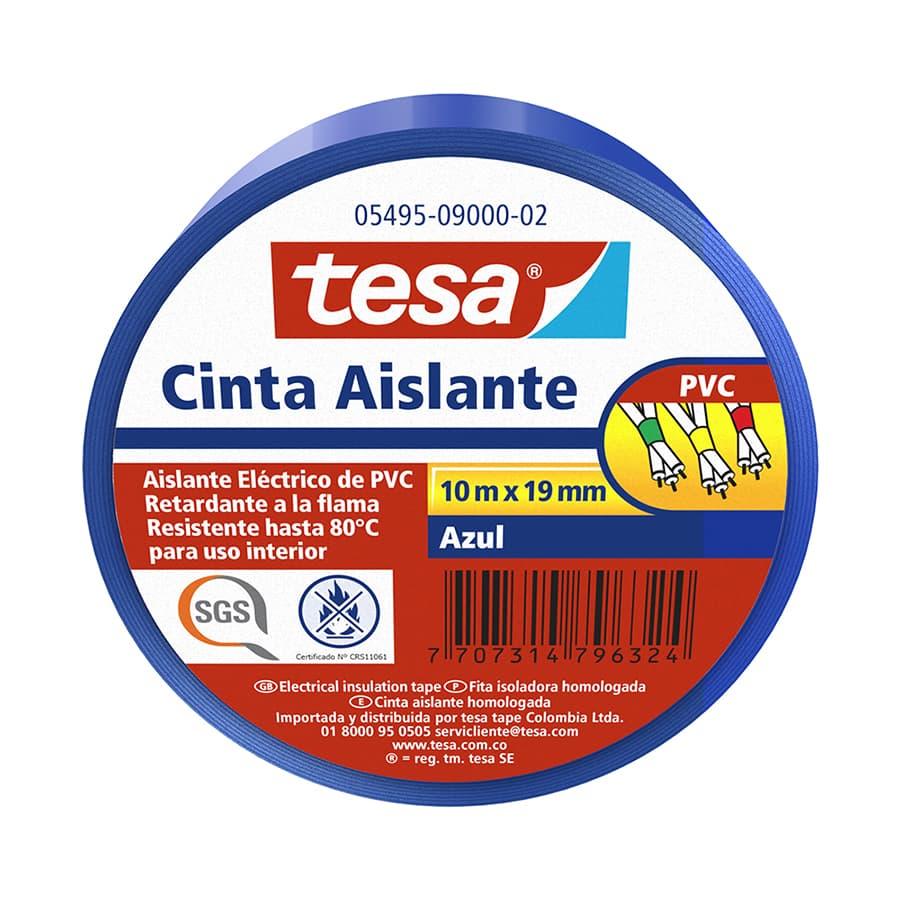 Cinta-Aislante-TESA-10M-x19mm---Azul