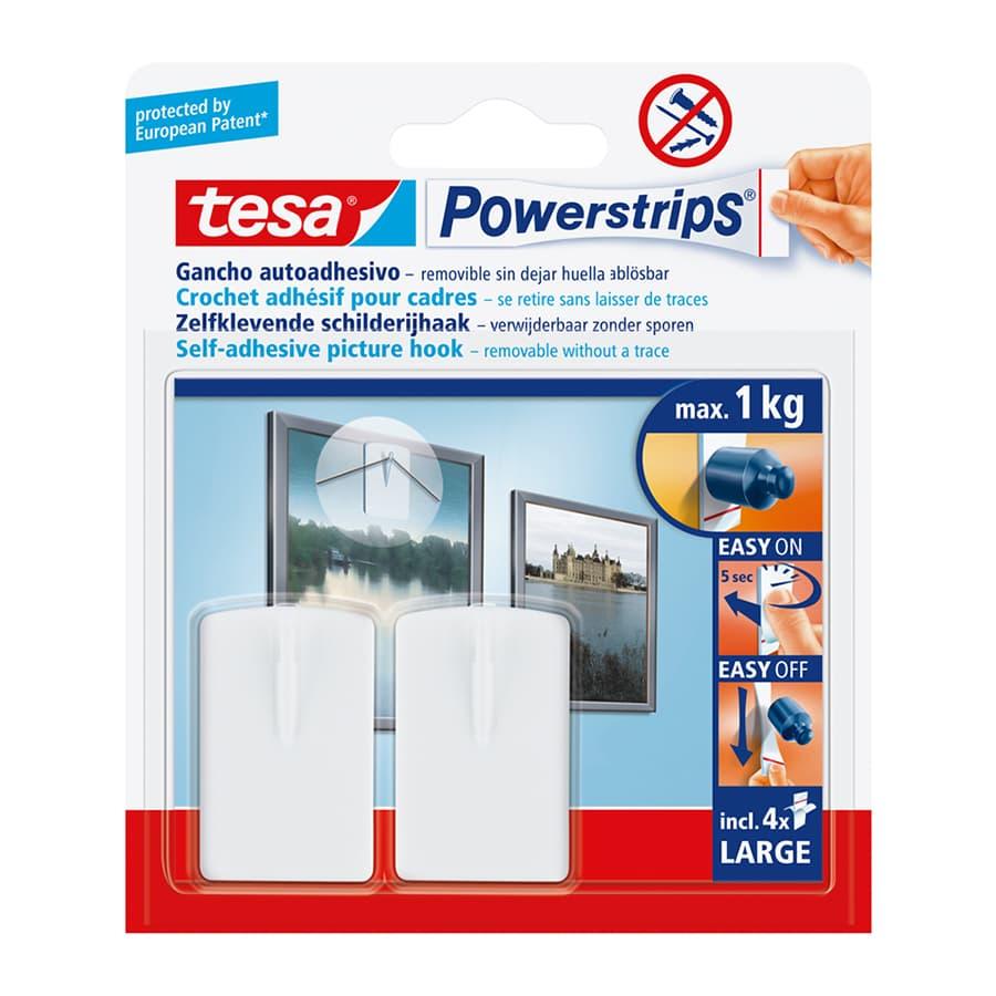 Power-Strips-TESA-Para-Cuadros--X2-Unidades---Blanco