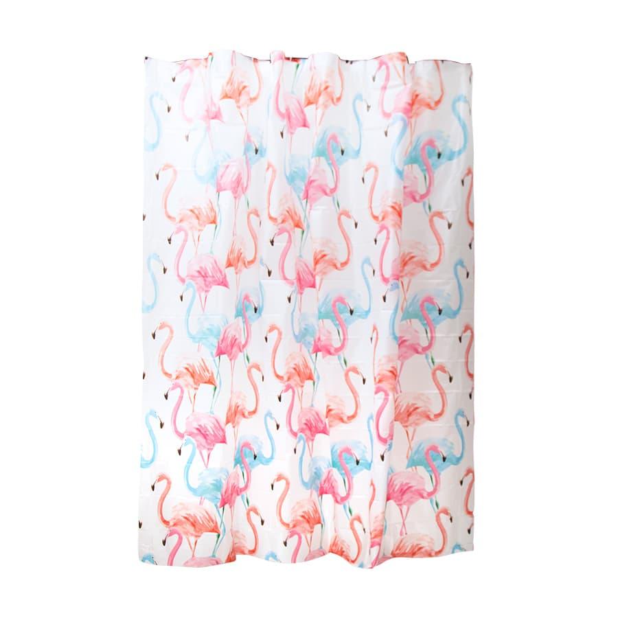 Cortina-De-Baño-H-H-Diseño-Flamingo---178X183Cm