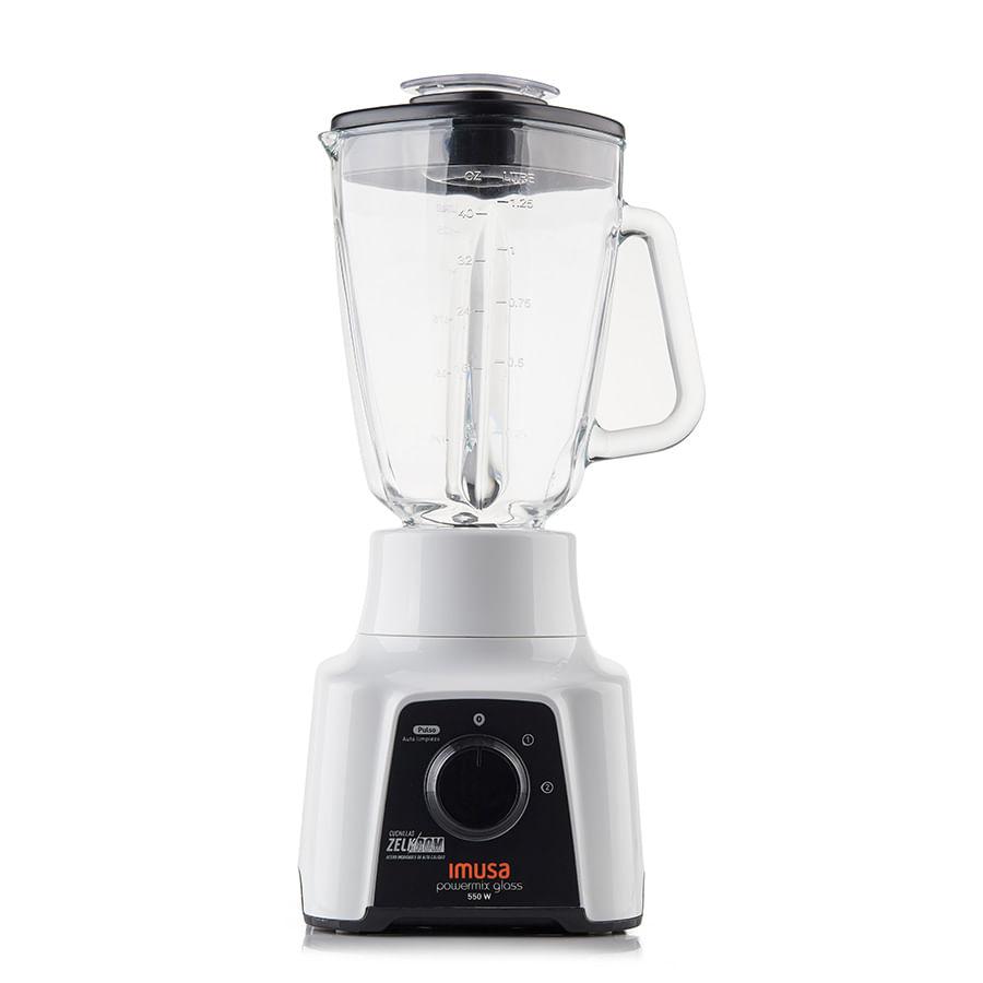 Licuadora-IMUSA-Powermix-Glass-2-litros---Blanco