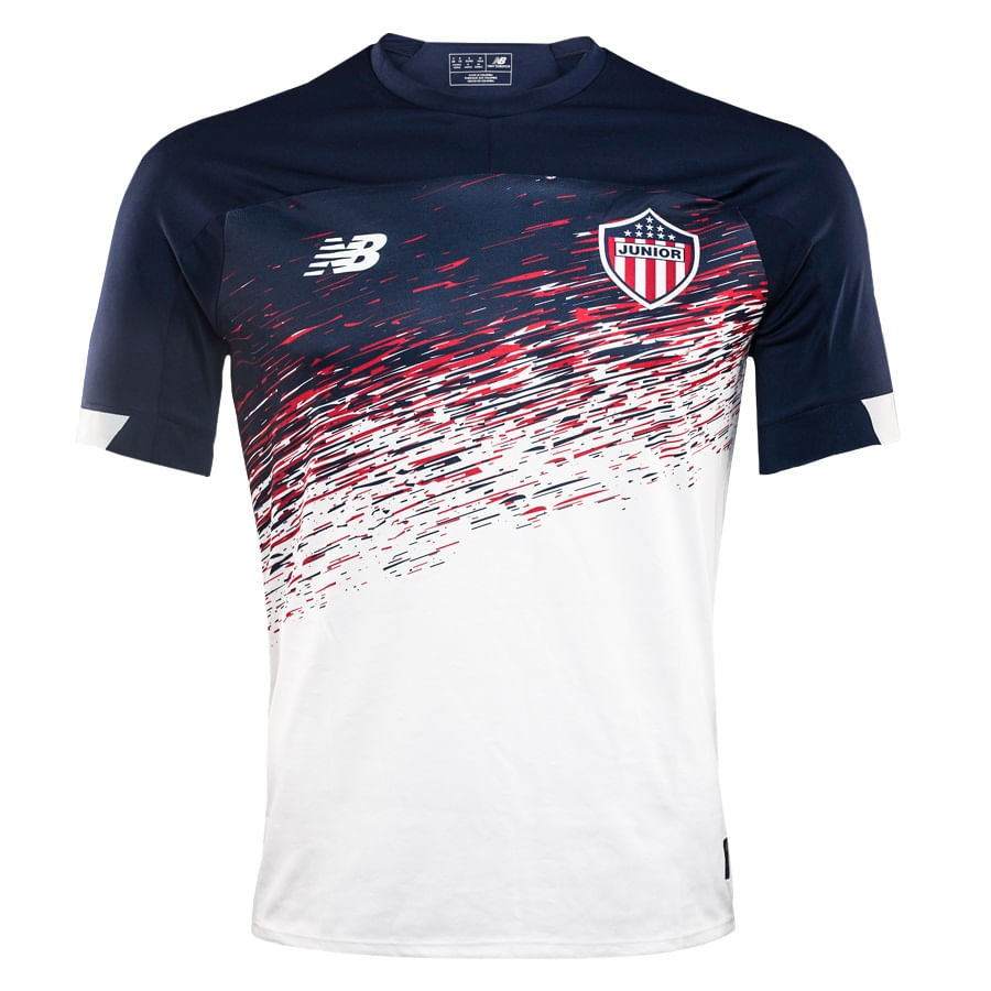 Camiseta-JUNIOR-Visitante-2020-Talla-M