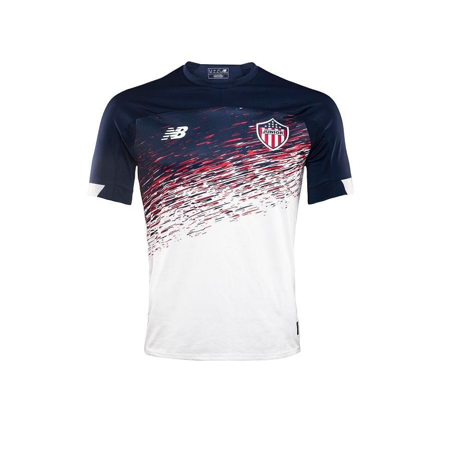 Camiseta-JUNIOR-Visitante-Juvenil--Talla-10-11