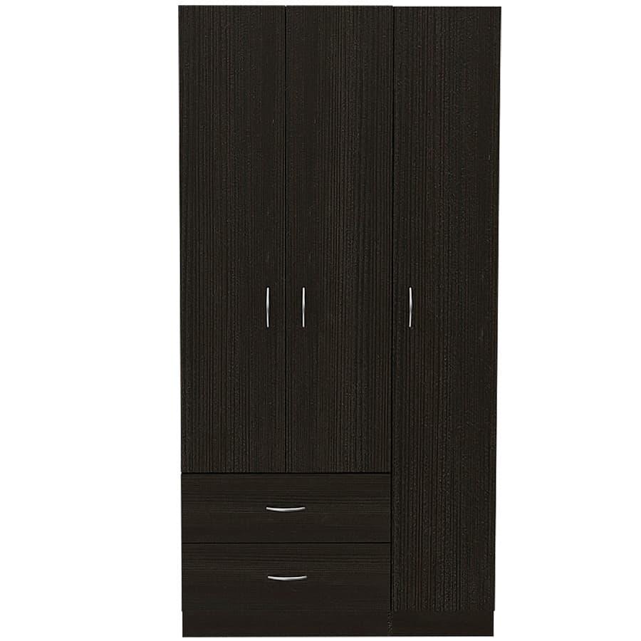 Closet-RTA-Austral---3-Puertas---Wengue